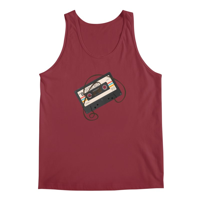 Techno mixtape  Men's Tank by Strictly Underground Music's Shop