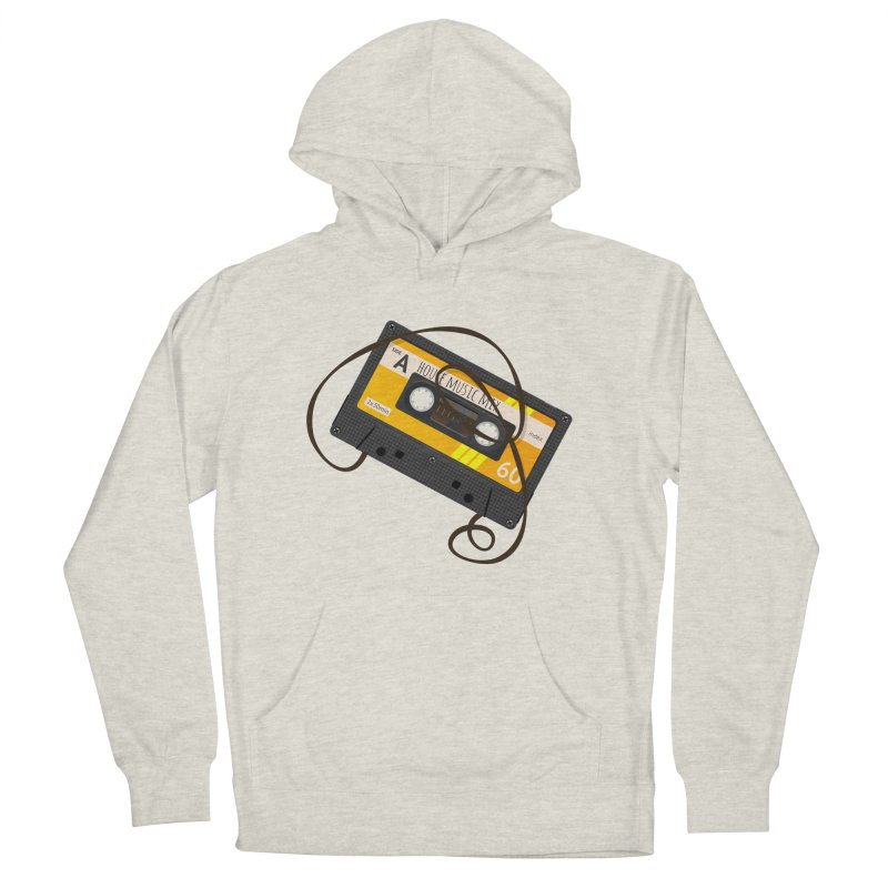House music mixtape side A Women's Pullover Hoody by Strictly Underground Music's Shop