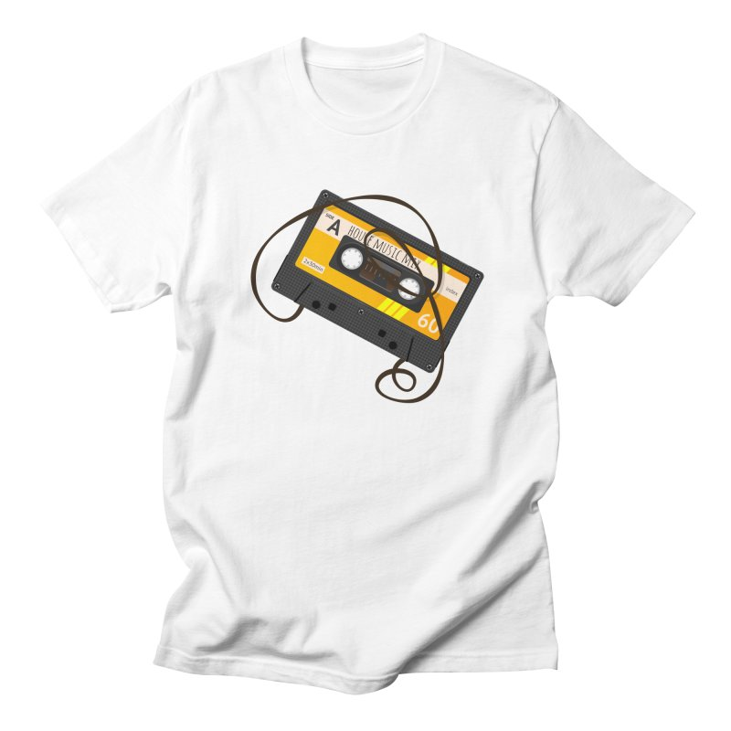 House music mixtape side A Men's T-Shirt by Strictly Underground Music's Shop