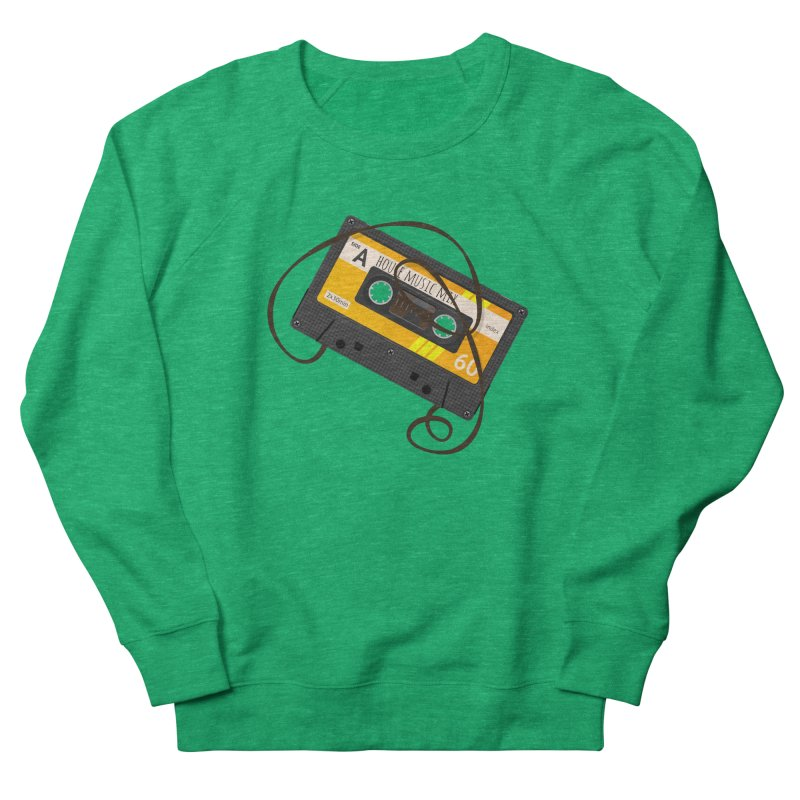 House music mixtape side A Women's Sweatshirt by Strictly Underground Music's Shop