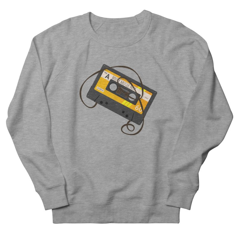 House music mixtape side A Men's Sweatshirt by Strictly Underground Music's Shop