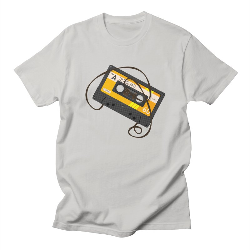Techno music mixtape side A Men's T-Shirt by Strictly Underground Music's Shop
