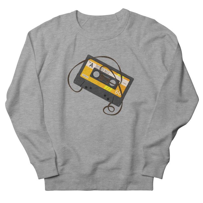Techno music mixtape side A Women's Sweatshirt by Strictly Underground Music's Shop