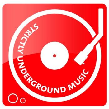Strictly Underground Music's Shop Logo