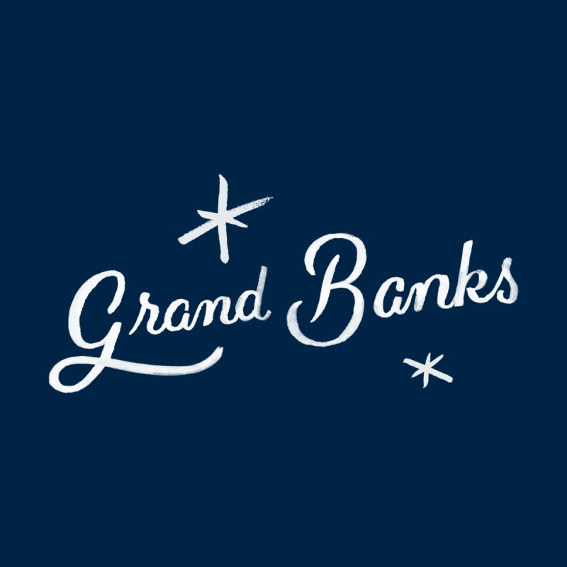 Grand Banks Men's T-Shirt by C R E W