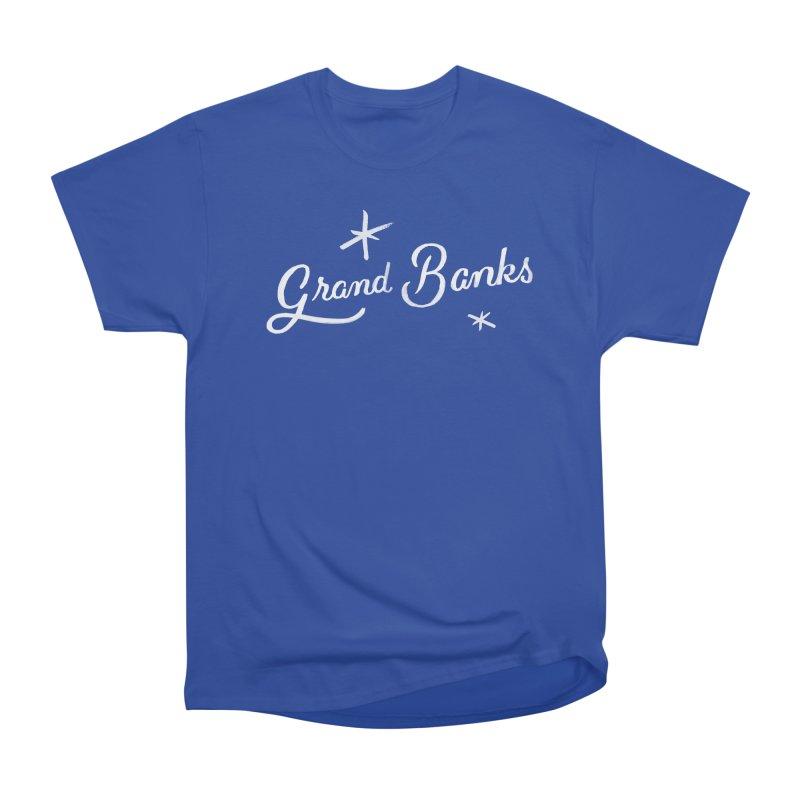 Grand Banks Men's T-Shirt by C R E W