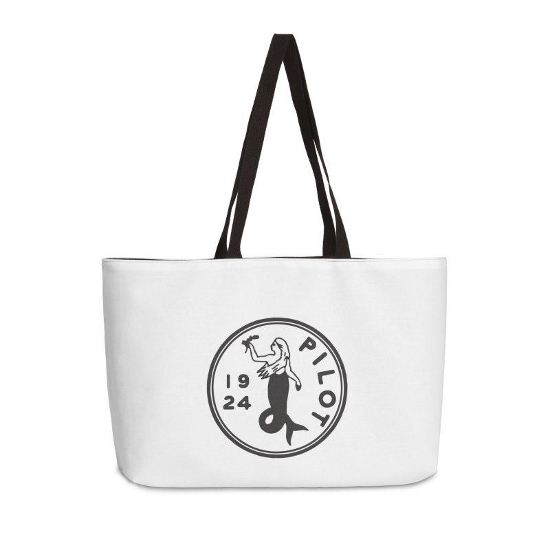 Pilot Mermaid Accessories Weekender Bag Bag by C R E W