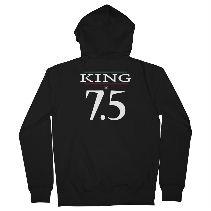 #7.5 Men's French Terry Zip-Up Hoody by summer seventy six