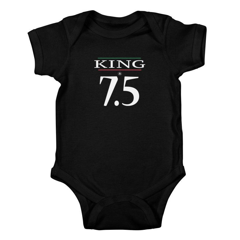 #7.5 Kids Baby Bodysuit by summer seventy six