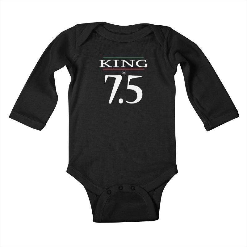 #7.5 Kids Baby Longsleeve Bodysuit by summer seventy six