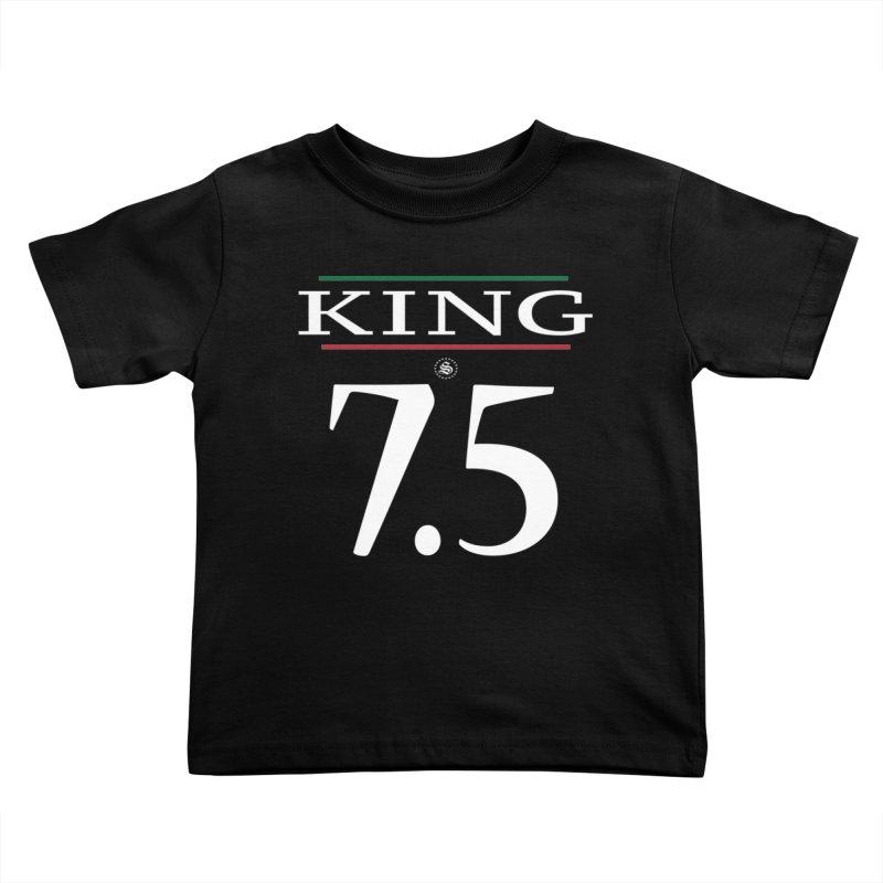 #7.5 Kids Toddler T-Shirt by summer seventy six