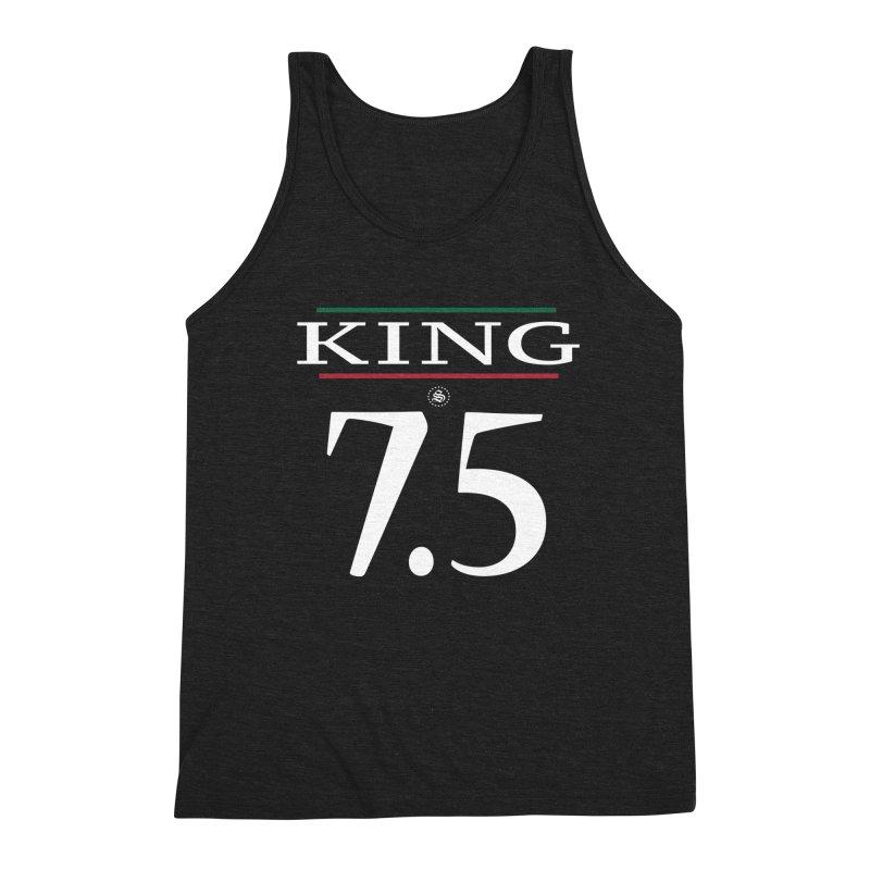 #7.5 Men's Triblend Tank by summer seventy six