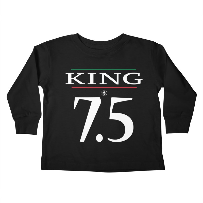 #7.5 Kids Toddler Longsleeve T-Shirt by summer seventy six