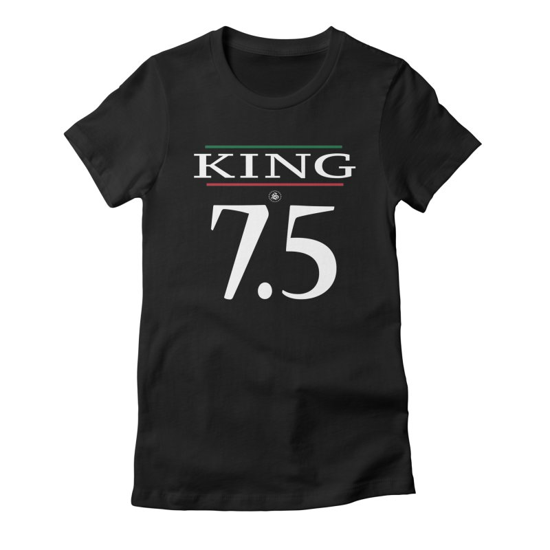 #7.5 Women's Fitted T-Shirt by summer seventy six