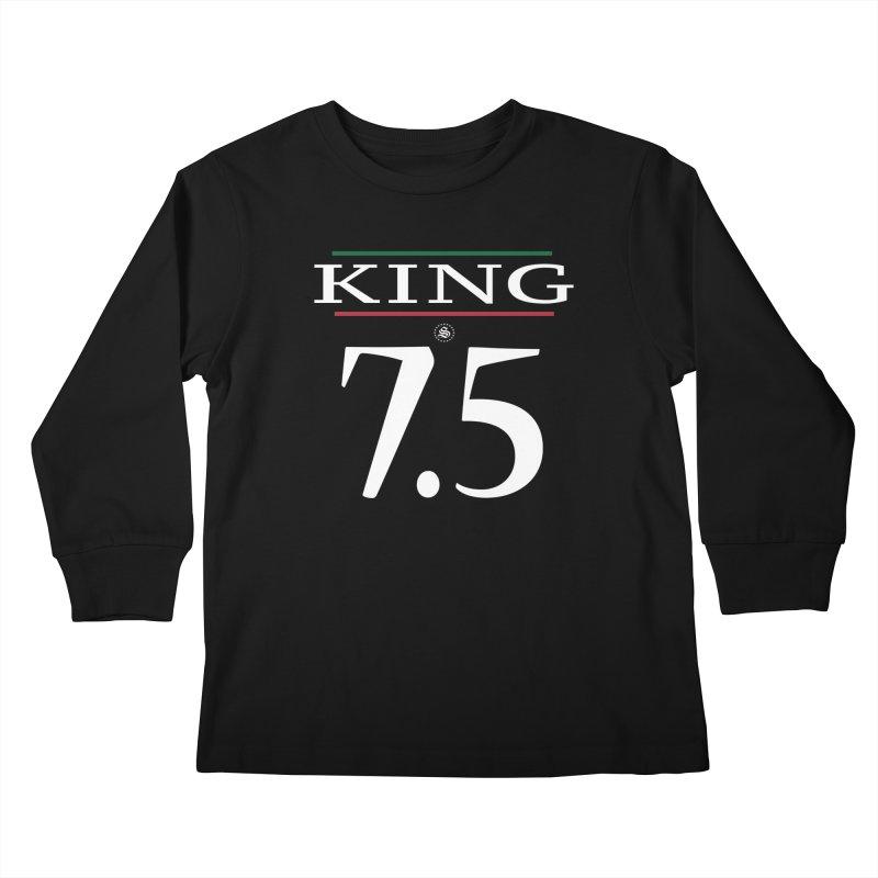 #7.5 Kids Longsleeve T-Shirt by summer seventy six