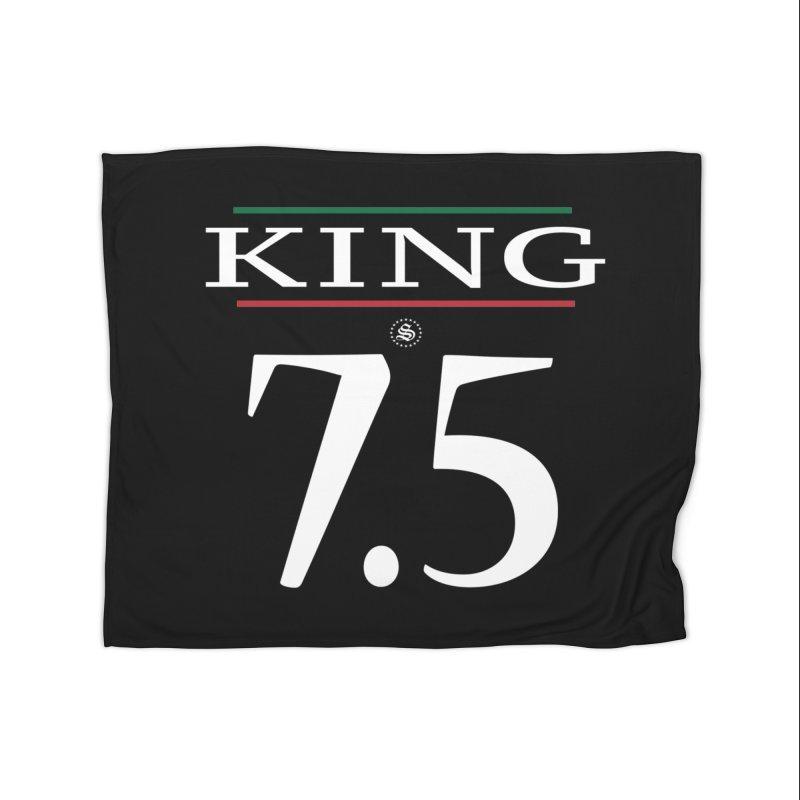#7.5 Home Fleece Blanket Blanket by summer seventy six