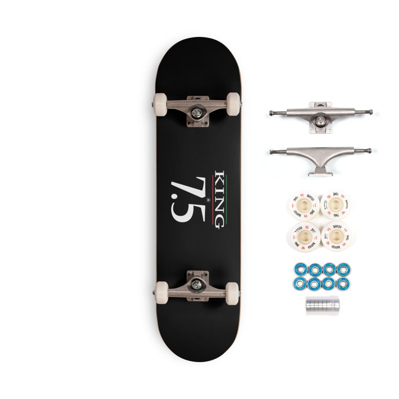 #7.5 Accessories Complete - Premium Skateboard by summer seventy six