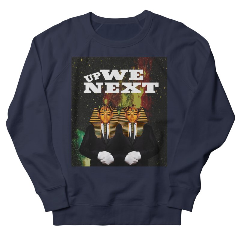 up next Men's French Terry Sweatshirt by summer seventy six