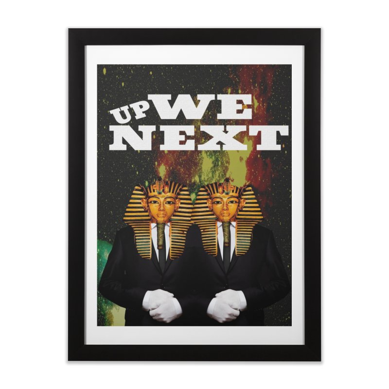 up next Home Framed Fine Art Print by summer seventy six