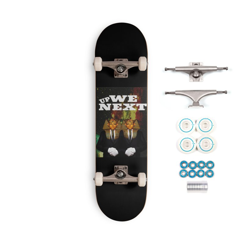 up next Accessories Complete - Basic Skateboard by summer seventy six
