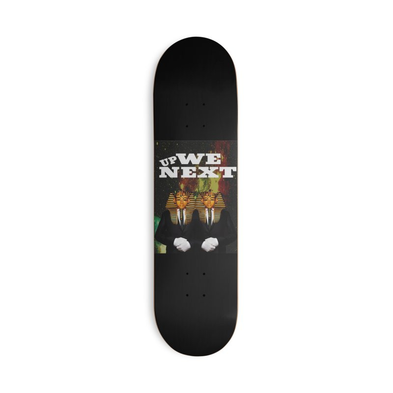 up next Accessories Deck Only Skateboard by summer seventy six