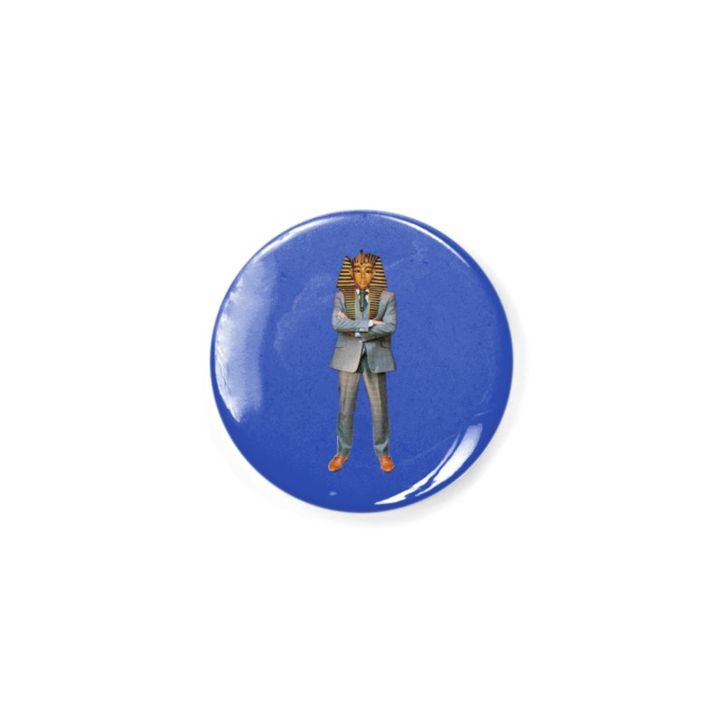 pharoah man Accessories Button by summer seventy six