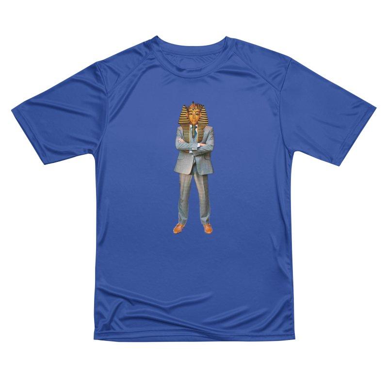 pharoah man Men's Performance T-Shirt by summer seventy six