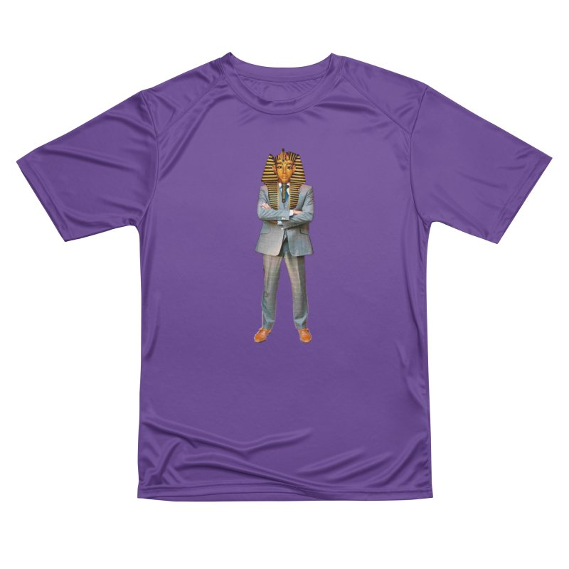 pharoah man Women's Performance Unisex T-Shirt by summer seventy six
