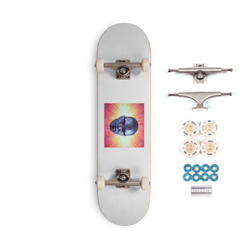 glowed up x Accessories Complete - Premium Skateboard by summer seventy six