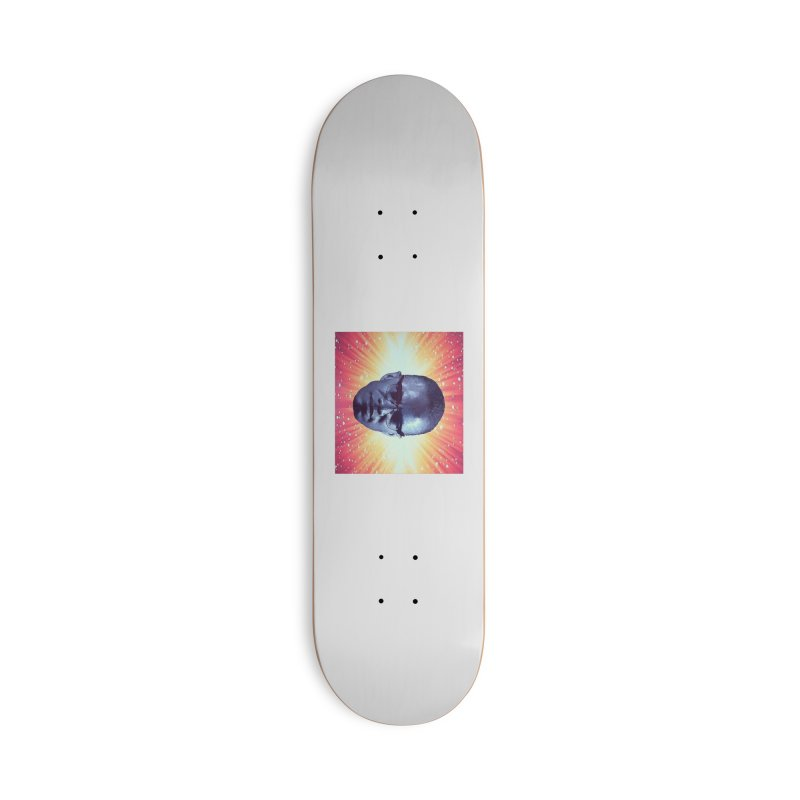 glowed up x Accessories Deck Only Skateboard by summer seventy six