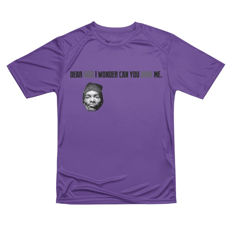 dear god Men's Performance T-Shirt by summer seventy six