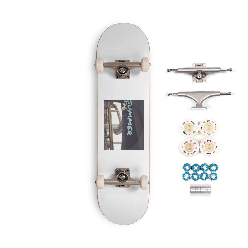 creating lanes Accessories Complete - Premium Skateboard by summer seventy six