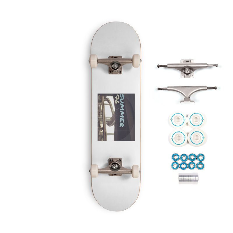 creating lanes Accessories Complete - Basic Skateboard by summer seventy six