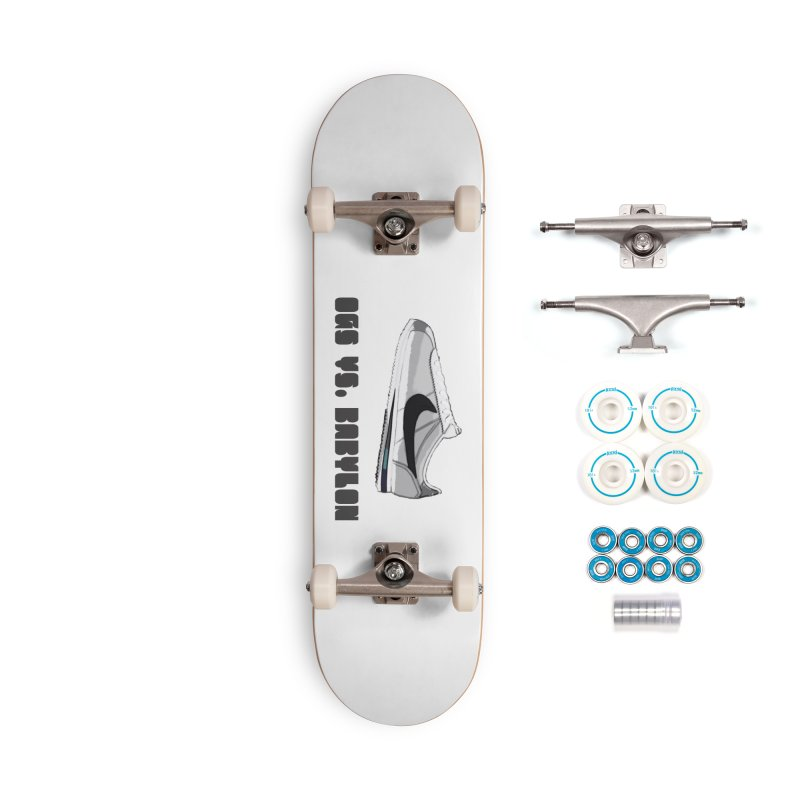 oldskool greys Accessories Complete - Basic Skateboard by summer seventy six