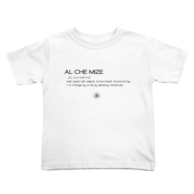 alchemized up Kids Toddler T-Shirt by summer seventy six