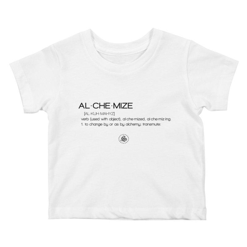 alchemized up Kids Baby T-Shirt by summer seventy six
