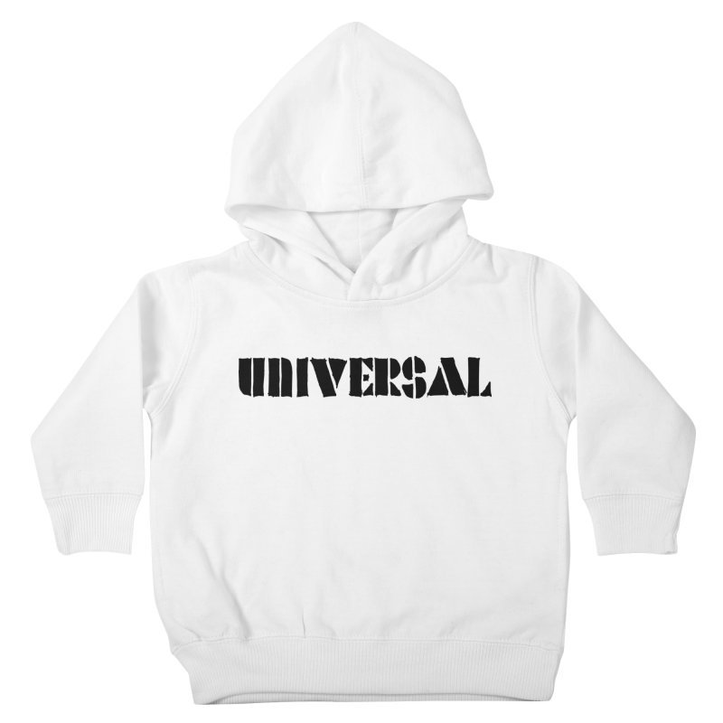 outchea blk Kids Toddler Pullover Hoody by summer seventy six