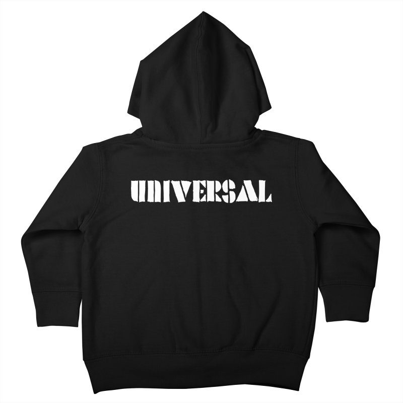 outchea wht Kids Toddler Zip-Up Hoody by summer seventy six