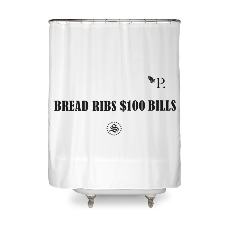 rip hnic Home Shower Curtain by summer seventy six