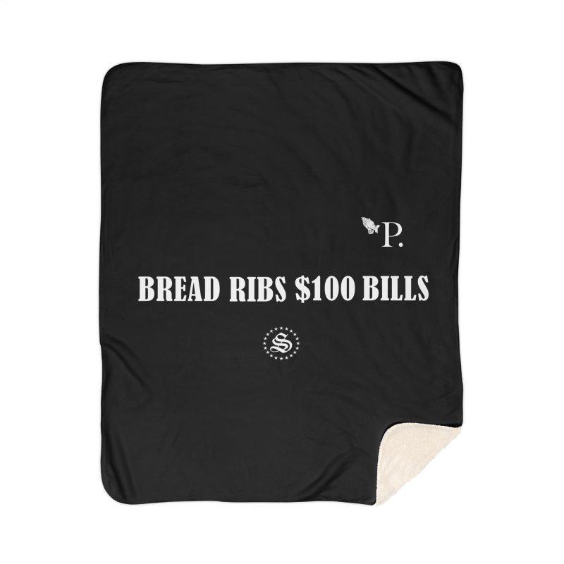 rip hnic wht. Home Sherpa Blanket Blanket by summer seventy six
