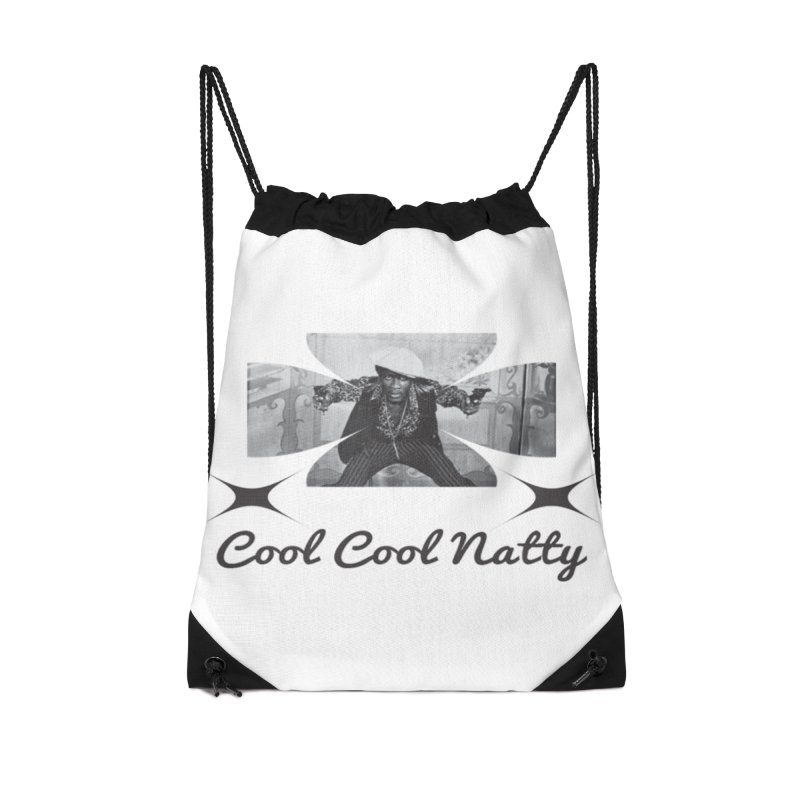 cool natty Accessories Drawstring Bag Bag by summer seventy six