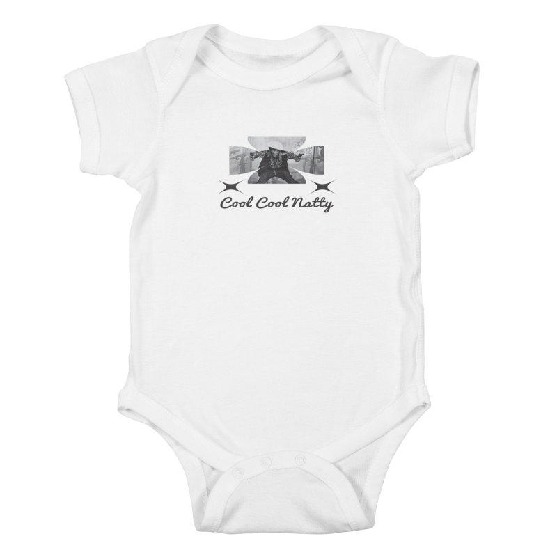 cool natty Kids Baby Bodysuit by summer seventy six