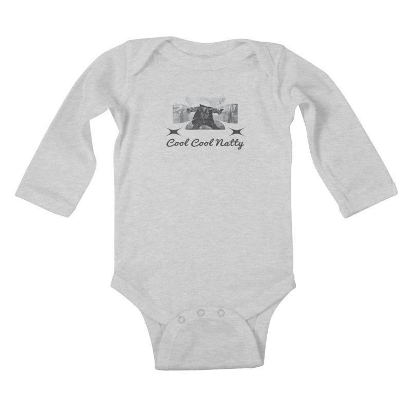 cool natty Kids Baby Longsleeve Bodysuit by summer seventy six