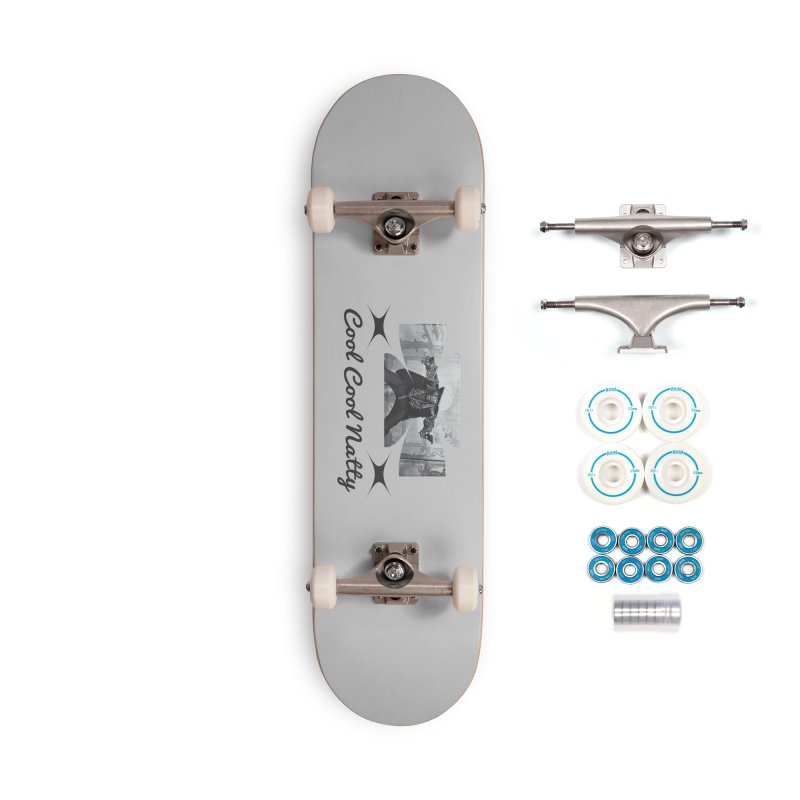 cool natty in Complete - Basic Skateboard by summer seventy six