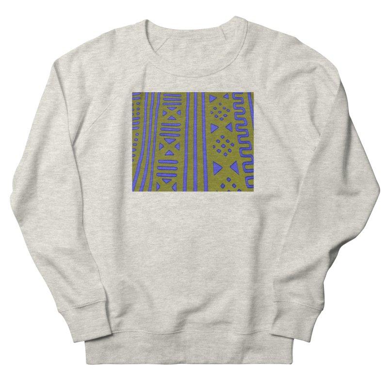 bright kinte leggings Men's French Terry Sweatshirt by summer seventy six