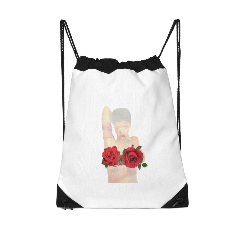 badgals Accessories Drawstring Bag Bag by summer seventy six