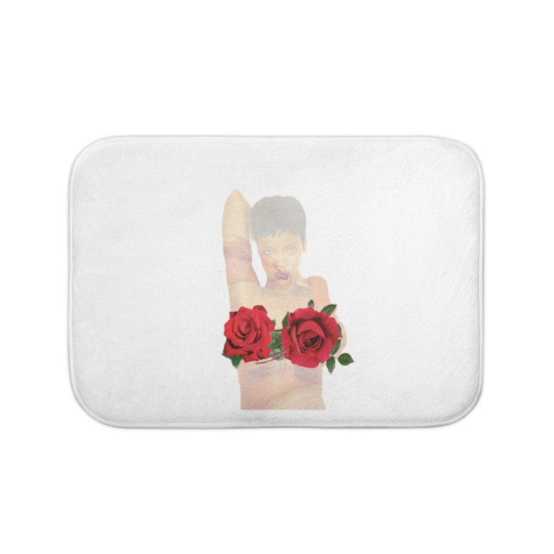 badgals Home Bath Mat by summer seventy six