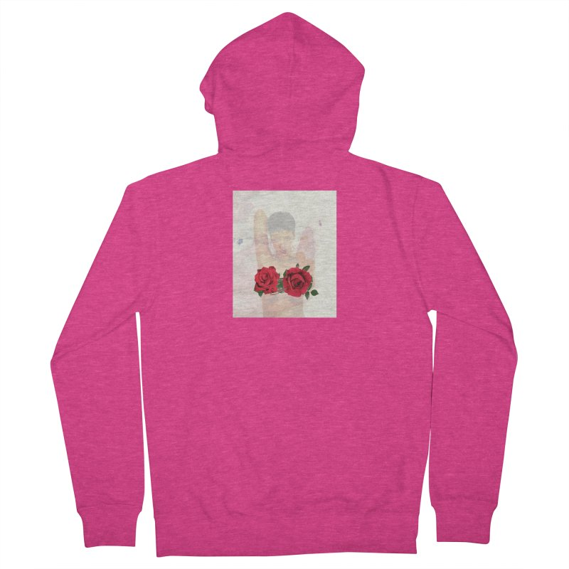 badgals Women's French Terry Zip-Up Hoody by summer seventy six