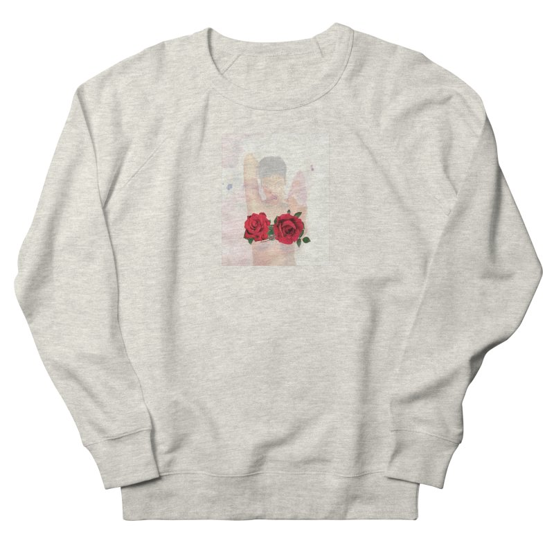 badgals Women's French Terry Sweatshirt by summer seventy six