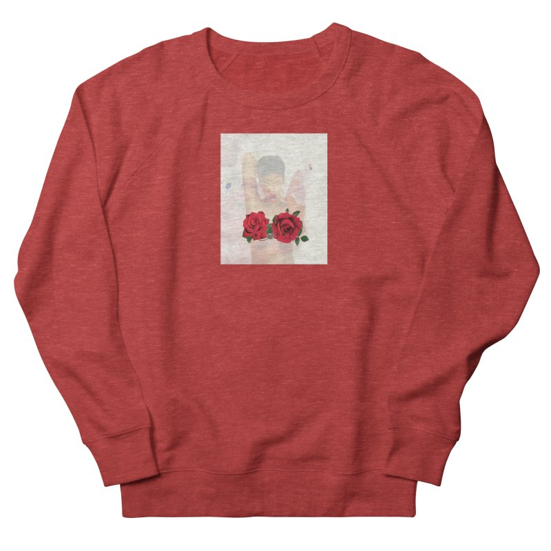 badgals Men's French Terry Sweatshirt by summer seventy six